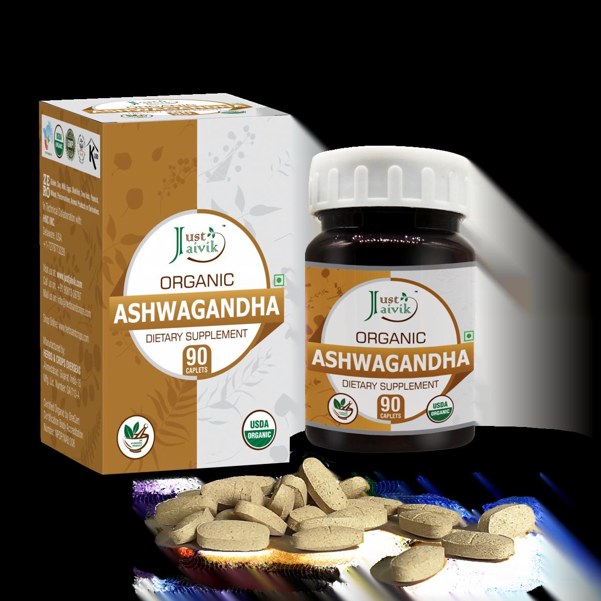 Ashwagandha Potenz